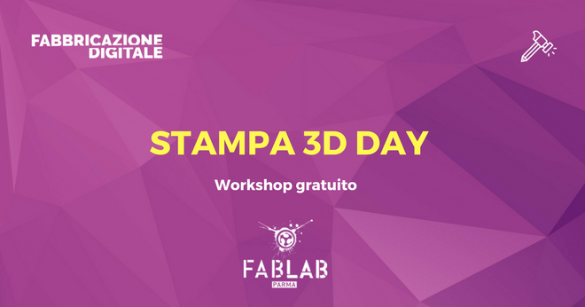 Stampa 3D DAY