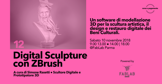 zbrush digital sculpture