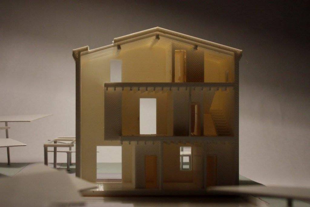 Plastico architettonico FabLab