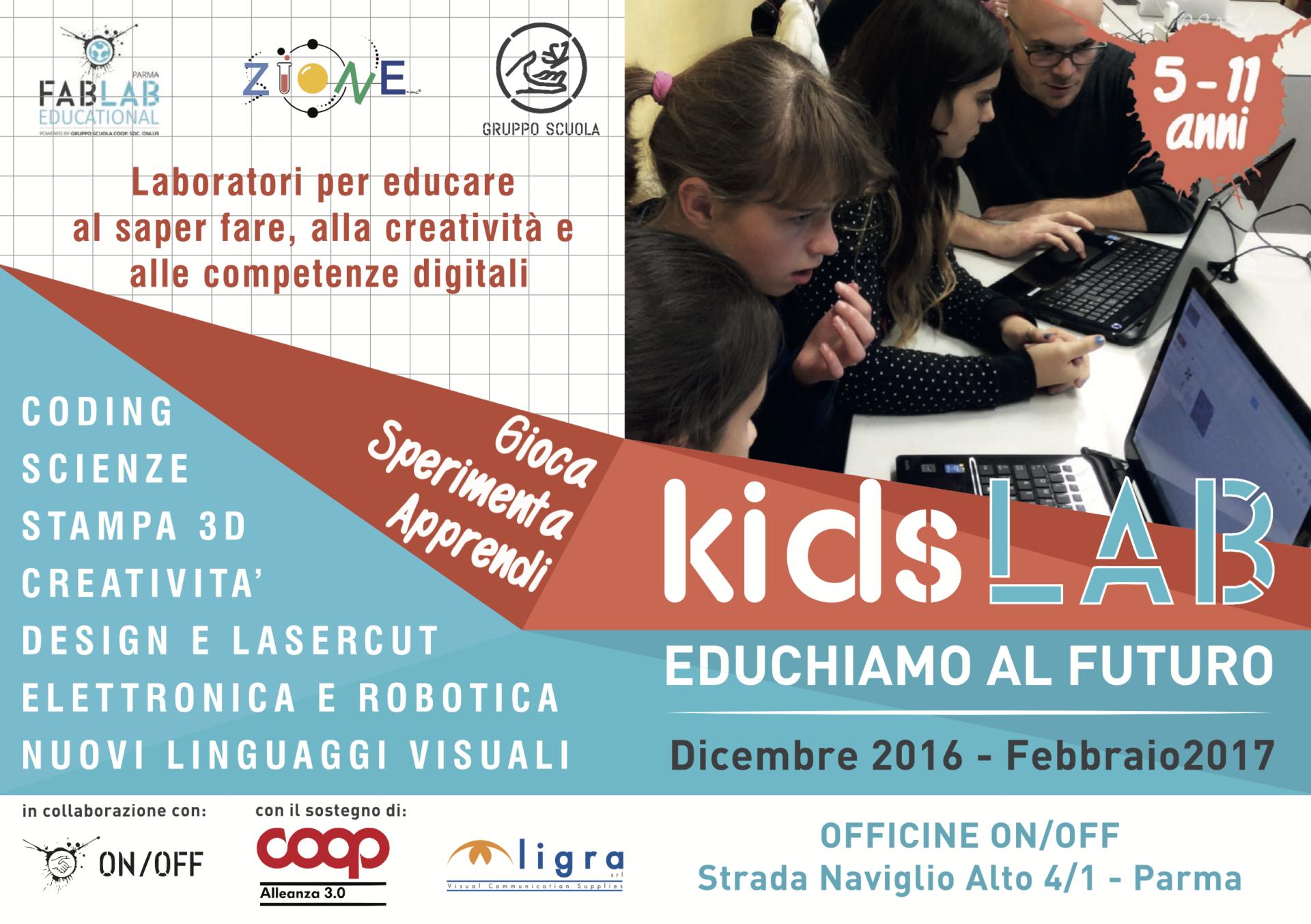KidsLab - Educhiamo al Futuro 1